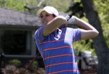Tracy Saracino, Cherry Creek High School, tees off early in the round. The 12th annual Ashley...