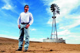 A man from Florida is applying to Adams County to put up a wind power farm in the eastern part of...