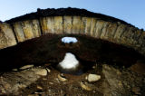 (REDSTONE, Colo., March 15, 2005) VIEWFINDER - The Redstone Coke Ovens right on hwy 133 have...