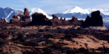 (MOAB, Utah, March 15, 2005)  Water and ice, extreme temperatures, and underground salt movement...
