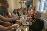 in Littleton on Thursday, March 22, 2007 in Colorado Springs, Colo.  Lithuanian families get...