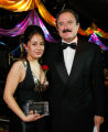 LAEF Award-winner Karla Ramos and Sol Trujillo. (STEVE PETERSON/SPECIAL TO THE ROCKY). The Latin...