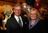 Corporate co-chairmen David and Nanette Kikumoto. (STEVE PETERSON/SPECIAL TO THE NEWS) Pillars of...