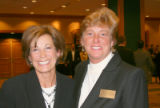 Soup committee members Judi Kugler and Ruth Carney. (SOUP FOR THE SOUL) Soup for the Soul - a...
