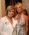 (Denver, Colo., June 24, 2006) Jean Galloway and Janet Elway.  YMCA Janet's Camp at Janet Elway's...
