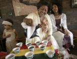 This World Plate feature profiles Tsehay Hailu (cq), the owner of Ras Kassa's, an Ethiopian...