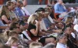 A large crowd showed up Sunday afternoon June 18, 2006 at the Gerald R. Ford Amphitheater in Vail....