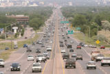 KAS025 Traffic moves along the 6th Avenue Parkway near the Union Boulevard exit on Tuesday...