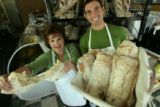 In Wheatridge, Colo. 6/7/06, Dolce Sicilia is a small family owned Italian bakery. Owner,...