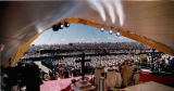 *** Hold for Pope Obit-  FILE ***  With a panorama of Catholic pilgrims spread out before him,...