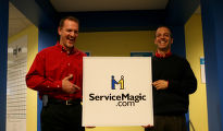 Service magic is an online service that matches people wanting to do home repair and remodeling...