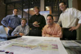 {Denver, Colorado.  March 18, 2005}  Five graduate students at the CU Real Estate Center have won...