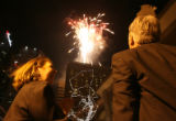 To welcome the arrival of 2008, the New Year's Eve Fireworks Downtown once again filled the skies,...