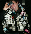 Working some 14 hours a day Brett Mosley is inundated with busted iPods, iPhone and gaming...