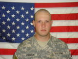 ROBERT DANIEL VARGA   DATE OF ENTRY INTO THE ARMY: 9 JAN 03   DATE OF JOINING 984th MP CO, 759th...