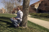 (BOULDER shot on 4/7/05) Walter Weil IV (cq Walter Weil IV from subject) is a senior at CU...