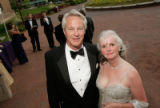 (Denver, Colo., July 21, 2007) Scott and Mariette (President, Fine Arts Foundation Board of...