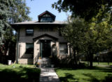 The Baker/Schwartz house on Ash Street, September 13, 2007, Denver. This house is one of the...