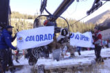 Photo by Brian Metzler/Special to the Rocky Taken in 2006 on opening day at A-Basin. For Tracks...