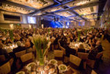 (Denver, Colo., Sept. 15, 2007) About 1,800 guests during dinner.  The 30th anniversary of The...