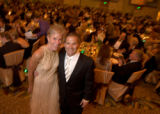 (Denver, Colo., Sept. 15, 2007) Gala Chairs Kelly and Michael Kennedy.  The 30th anniversary of...