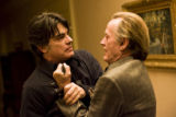 """The Gathering' day 32 Sc 286 # 01 Peter Gallagher as Michael # 06 Peter Fonda as Thomas..."
