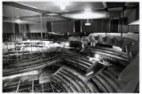 Construction work on the $12 million Boettcher Concert Hall in the Denver Center for the...