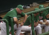 PHILS18--3/17/05--PHOTO BY MICHAEL PEREZ--Philadelphia Phillies vs. Tampa Bay Devil...