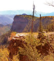 Glenwood Springs Post Independent/Kelley Cox September 2006 Windy Point on the Flat Tops north of...