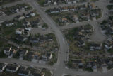 JOE585 Aerial view on Friday morning, May 23, 2008 of parts of Windsor, Colo., that was hit by a...