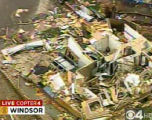 "RMN005_WINDSOR_TORNADO A large tornado wreaked ""total destruction"" in the northern..."