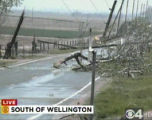 "RMN008_WINDSOR_TORNADO A large tornado wreaked ""total destruction"" in the northern..."