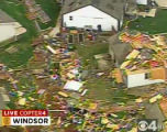 "RMN009_WINDSOR_TORNADO A large tornado wreaked ""total destruction"" in the northern..."