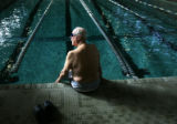 (108)  Pete Donohue at the Fitzsimmons Pool in Aurora, Colo., on Monday, Nov. 17, 2008. Pete...
