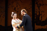 SHOT 10/31/08 4:07:05 PM - Opera Colorado's performance of Madama Butterfly features Adina Nitescu...