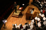 MJM698  Director of Choral Studies at the University of Denver's Lamont School of Music, Catherine...