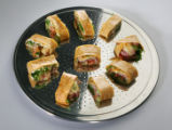 Gift guide items.  OGGI Non-electric Thermal Hot/Cold Serving Tray.  Food. (ELLEN JASKOL/ROCKY...