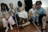 The Anchor Center for Blind Children held a graduation program for their six preschoolers Friday,...