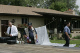 Sunday afternoon the Adams County Sheriffs Office was investigating a possible homicide at 13444...