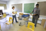 Denver Public Schools officials decided to close Gove Middle School because of declining...