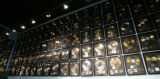 FLAD207 - Awards are displayed at the Hit Factory Criteria in Miami, Monday, June 23, 2008. (AP...