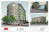 Bell Tower, proposed new building in Denver Architect: Curt Fentress