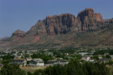 The polygamist community in the twin cities of Hildale, Utah and Colorado City, Arizona, nestled...