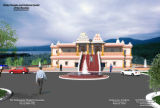 Hindu Temple and Cultural Center of the Rockies.  Attached are the Temple renderings requested by...