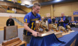 Wheat Ridge High School senior, Parker Orms, adds to the tradition of state 4a football...