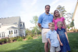 (NYT61) VIRGINIA BEACH, Va. -- June 1, 2005 -- EMBRYOS-ADOPT-2 -- Bob and Angie Deacon with their...