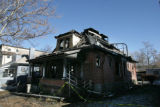 A man was rescued after a fire that destroyed his home around 1:30 a.m. Friday morning January 16,...