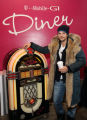 Ashton Kutcher at the T-Mobile G1 Diner