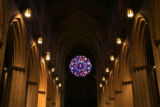(0275) Interior of the Washington National Cathedral in Washington DC, on Wednesday, Jan. 7,...
