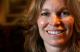(PG11576) Michelle Cleveland is the winemaker at Creekside Cellars in Evergreen, Colo., on...